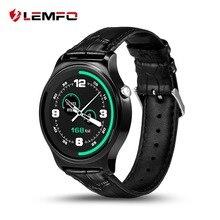 Lemfo gw01 smart watch mtk2502 pulsómetro gimnasio rastreador de llamadas sms recordatorio cámara remoto para android ios