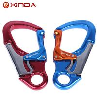 Xinda Komoku Hook Outdoor Rock Climbing Mountain Master Lock Button Fly Lada Downhill Equipment To Expand The High Above Th