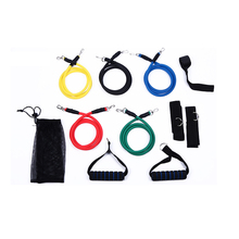 Weight loss Body Fitness Equipment Latex Resistance Bands