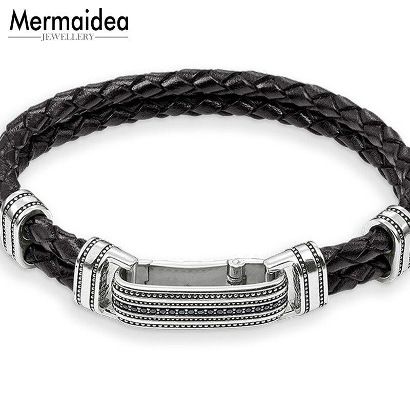 Leather Crap Cuff Bracelets...
