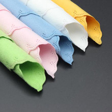 5pcs/Lot Mixed Color Soft Microfiber Cleaning Cloths For Guitar/Violin /Piano Musical Instrument Accessories