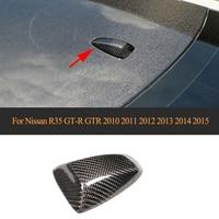 Carbon Fiber Roof Antenna Exterior Trim for Nissan R35 GT R GTR 2010 2011 2012 2013 2014 2015 Carbon Roof antenna
