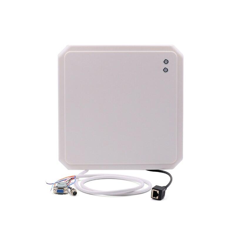 купить CHAFON 10m tcp/ip rfid card reader built-in 9dbi circular antenna provide free SDK for car parking and warehouse management по цене 12918.85 рублей