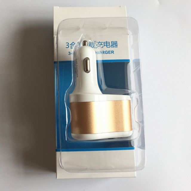 Car Charger Usb Car Sticker For Passat E Renault Laguna Fiat - Audi car charger