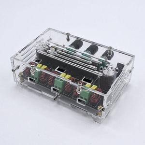 Image 2 - TPA3116 D2 80 واط + 80 واط + 100 واط 2.1 قناة مكبر كهربائي رقمي مجلس باس مضخم الصوت ثلاثة أضعاف باس تنظيم Ne5532 قبل مكبر للصوت
