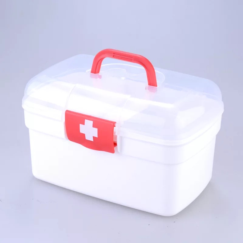 CXB61-3M family home medicine box out of the first aid box medicine storage portable standing kit windows 8 1 out of the box