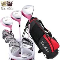 Brand Peter Allis .11 pieces Ladies golf clubs complete golf sets. Women golf clubs full set