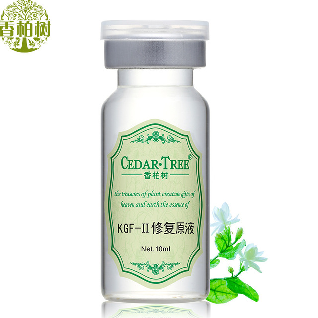 CEDARTREE Repairing KGF-II Essence Relieves Redness Shrink Pores Face Care Anti Wrinkle Skin Care Oil-Control Beauty Ageless