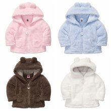 Style, Bébé hoodies, nouveau 2016, bébé manteau, automne/hiver vêtements, nouveau-né, bébé garçon fille vêtements, épais tops, enfants survêtement
