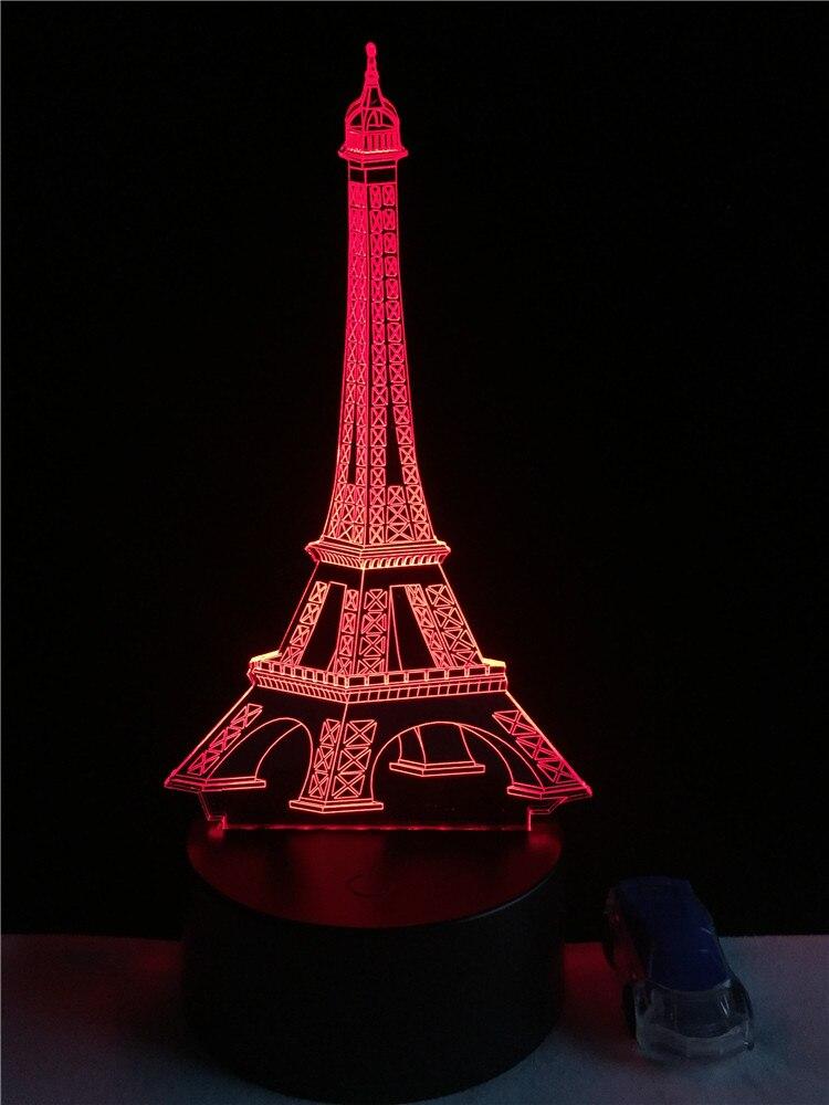 Luzes da Noite rgb lâmpada quarto candeeiro de Formato : Tower