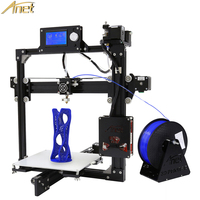 Anet A2 Imprimante 3d Printing Auto Leveling Normal 3d Metal Printer A2 3D Printer Kit DIY