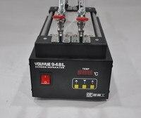 Máquina de tela dividida separador Youyue 948L LCD montagem da tela de toque para o pc de mesa + 50 m de fio de corte|machine for|machine machine|machine for cutting -