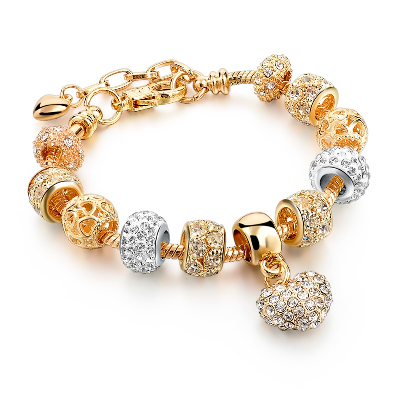 Where to Buy Charming Gold Bracelets for Women