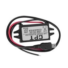 DC to Converter Regulator 12V 5V 3A 15W Car Led Display Power Supply