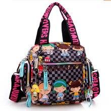 Nouveau Kipled Harajuku Poupée nylon imperméable sac à main dames sac une épaule croix-corps sacs Sacs À Main maman