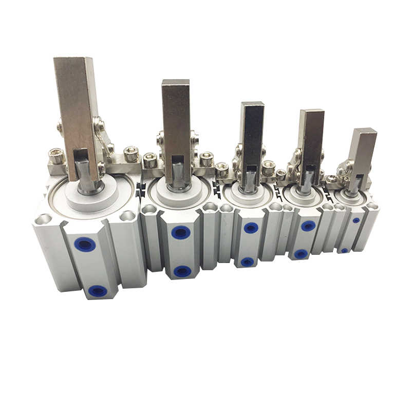 JGL 25 32 40 пневматический роторный цилиндр ALC25 ALC32 ALC40 ALC-40 ALC-50 ALC-63 ALC-80 ALC-100