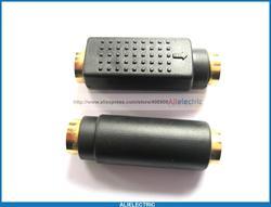 20 Pz 4 Pin Mini DIN Jack a 4 Pin Mini DIN Jack s Connettore Video