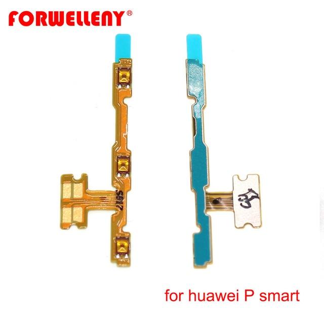 Dành Cho Huawei P Thông Minh/Thưởng Thức 7S FIG LX1 Điện Bật/Tắt Phím Âm Lượng Nút Cáp Mềm FIG LA1 FIG LX2 FIG LX3