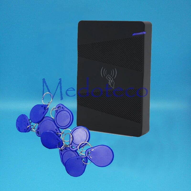 Waterproof large user capacity Rfid Access Control 13.56Mhz IC Card Access Control waterproof Outdoor Access Control System access control mg236b