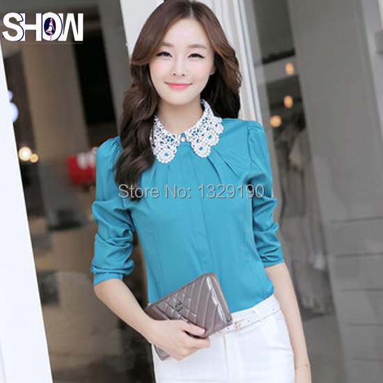 Office Tops Blouses Work And Women S Officewear
