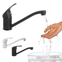 Kitchen Faucet Rotating Hot And Cold Mixer Water Tap Filter Hotel Household