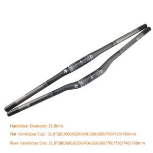 Image 2 - Fiets Stuur Mtb 31.8Mm Rxl Sl Bike Carbon Stuur Mtb 3K Matt Flat/Riser Fietsstuur Mountain carbon Stuur
