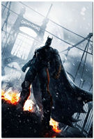 2016 hot The Batman Comic Anime Home Decor painting Poster Wall Scroll