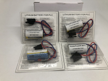 MasterFire 10pcs/lot New Original MR-BAT ER17330V ER2/3A 17330 3.6V PLC Battery Batteries Servo MR-BAT PLC Battery