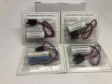 MasterFire 10pcs/lot New Original MR-BAT ER17330V ER2/3A 17330 3.6V PLC Battery Batteries Servo