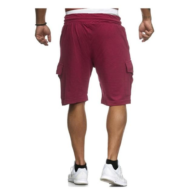 Cargo Summer Pocket Fitness Shorts 4