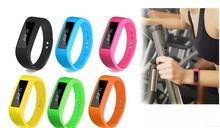 E05 OLED Bluetooth 4,0 Smart Armband Sportuhr kalorienverbrennenden gesundheit Tracker smartwatch für iphone Samsung Android Handys
