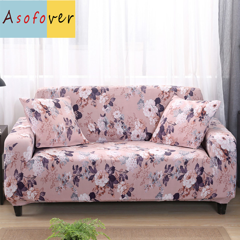 US $33.3 |Best Vegetation Sofa Cover Elastic Slipcover Stretch Furniture  Covers Protector Sofa Covers For Living Room Couch Covers-in Sofa Cover  from ...