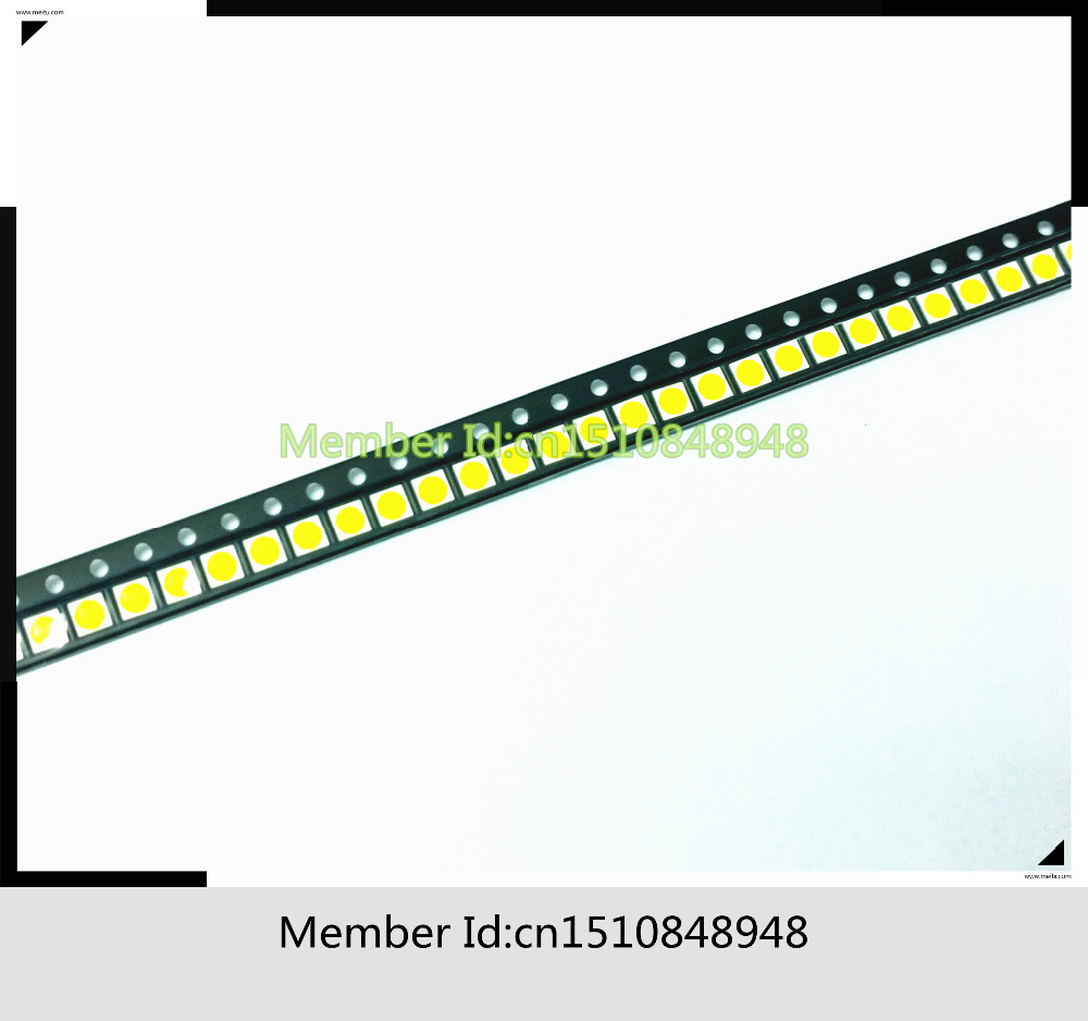 Led 3030 Lamp Beads 1w Lcd Tv Backlight Lamp Beads 3v Cool White With Zener Pressure 30cps Sales Of Quality Assurance El Products