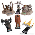 Star Wars Warships Spaceship Model Toys PVC Action Figures Collectible SWFG098