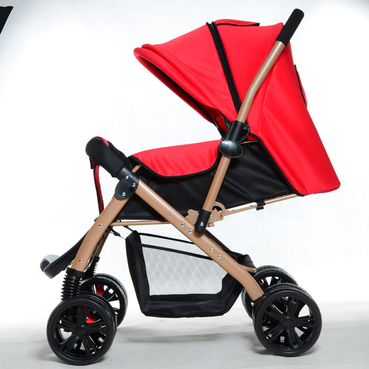 The baby font b stroller b font manufacturers selling portable shockproof high landscape foldable bassinet children