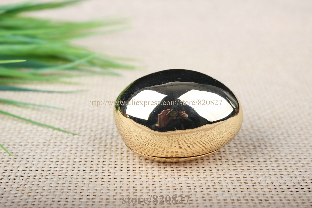 Chicken Gold Egg Shaped Jewelry Box Lucky Egg Shaped Jeweled Metal Trinket Box Gold Egg Bejeweled Collectible Keepsake Case