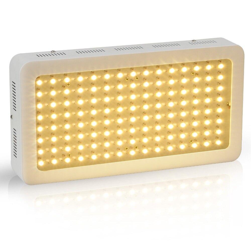 Пълен спектър 120x5w LED 600W Grow Lights за всички етапи на растежа на растенията на закрито