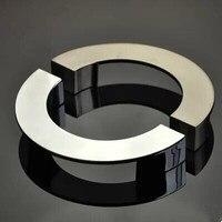 UNILOCKS 1 pair Kitchen Cabinet Drawer Pull Door Mirror Handle and Knobs 256mm