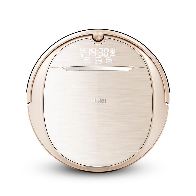 Haier Pathfinder Household Fully Automatic Intelligent Vacuum Cleaner Sweeper Robot Wash Mopping Floor Ground Cleaning Machine intelligent sole shoe polisher shoe cleaning machine household automatic shoe cleaner