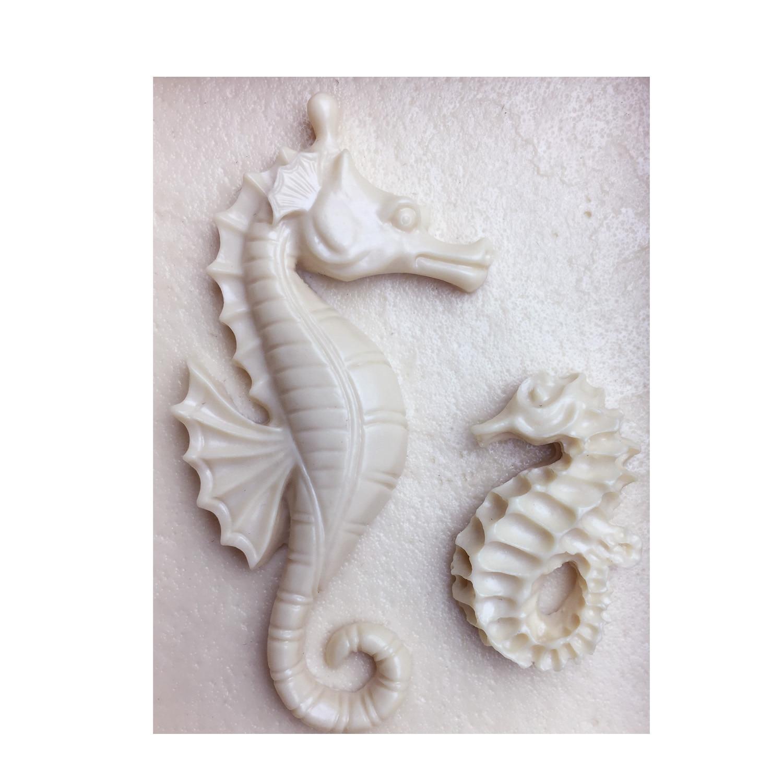 M1007 herramientas de la torta del caballo de mar seahorse molde de - Cocina, comedor y bar - foto 2