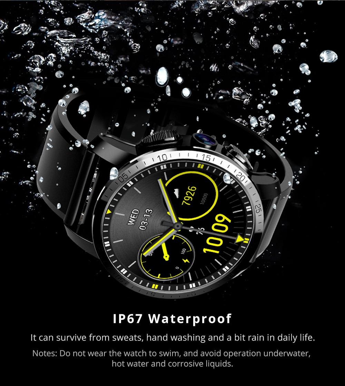 Makibes M3 4G Smart Watch 10