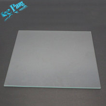 3D Printer Reprap MK2 Heated Bed Borosilicate Glass Plate size 213*200*3mm tempered /1pcs Glass plate only !!!