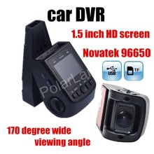 2016 new arrival A118 Novatek 96650 170 Degree wide viewing angle 1080P Full HD Mini Car DVR Dash Cam Video Recorder