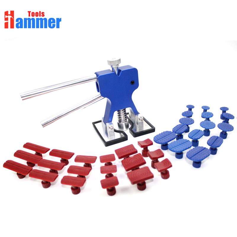 Best Tools Paintless Dent Repair Tools Dent Removal Dent Puller Tabs Dent Lifter Hand PDR Tool kit super pdr tools dent removal pdr tool kit dent puller tabs hand tool set paintless dent repair tools