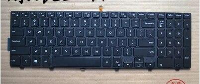 Nuova tastiera del computer portatile per Dell Inspiron 15 7000 INS15PD-2548B US layout di nero