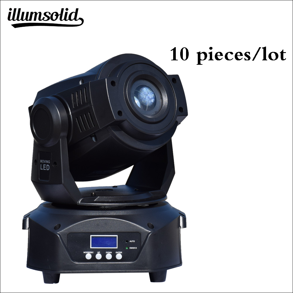 90w Moving Head Light with Rotation Gobo for DJ Stage High Power Stage lamp 10Pcs/lot90w Moving Head Light with Rotation Gobo for DJ Stage High Power Stage lamp 10Pcs/lot