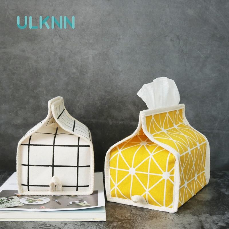 Japonski slog bombažno perilo torbica ustvarjalna hiša oblika - Organizacija doma