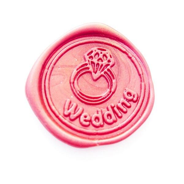 где купить Diamond wedding ring marriage marry me Wedding inivatition * Anniversary Wax Seal Stamp | couple monogram | Sealing Wax Stamp по лучшей цене