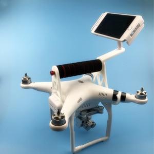 Image 1 - Phantom 2 3 support de téléphone Portable/tablette support stabilisateur support de dégagement rapide cardan pour DJI Phantom 2 3 série Drone Portable