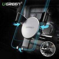 Ugreen Gravity CD Slot Car Phone Holder For IPhone 7 Mount Holder Stand GPS Phone Holder